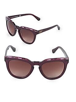 0ea03fbf556dd QUICK VIEW. Diane von Furstenberg. 55MM Square Sunglasses
