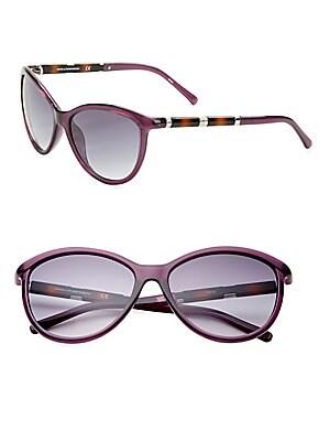 fcecdc870d2d7 Diane von Furstenberg - 55MM Square Sunglasses - saksoff5th.com