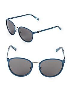 58fe48342dc53 QUICK VIEW. Diane von Furstenberg. 54MM Square Sunglasses