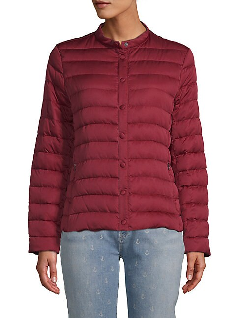 WEEKEND MAX MARA Beber Quilted Jacket