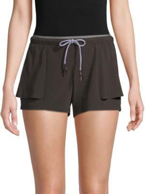 Mpg Bray Drawstring Shorts
