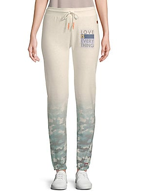 Camouflage Ombre Pants