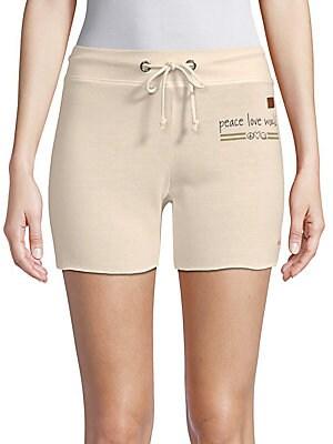 Pristine Drawstring Shorts