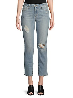 Geneva Cropped Jeans