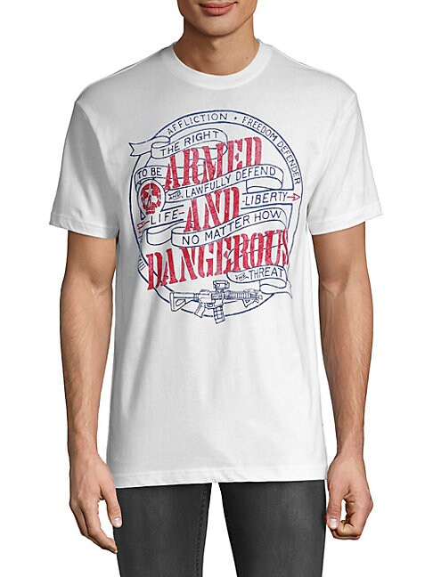 Dangerous Cotton Tee