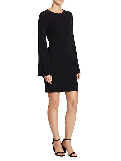 Gretel Bodycon Sweater Dress