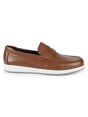 Ellsworth Leather Penny Loafers