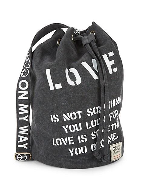 Sling Bucket Bag