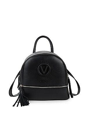 Xavier Leather Backpack