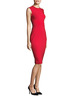 Aquilano Rimondi - Sleeveless Stretch Dress