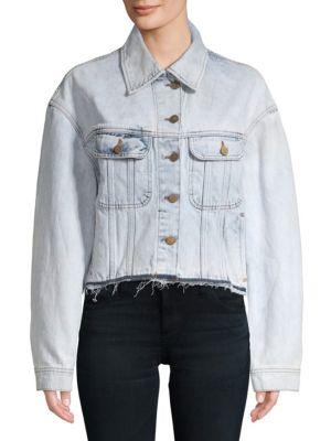 Dl1961 Zoe Oversized Denim Jacket