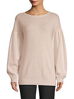 fc470389316f Long-Sleeve Cashmere Sweater EBONY. QUICK VIEW. Product image
