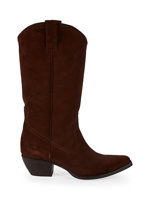 Sacha Tall Cowboy Boots