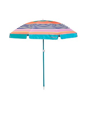 Havana Striped Beach Umbrella