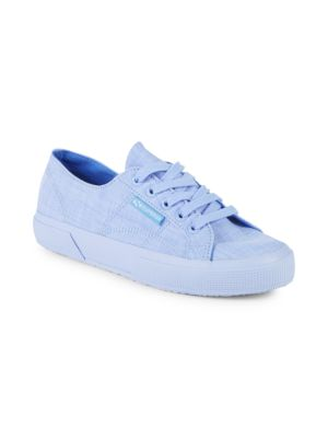 SUPERGA Low-Top Sneakers in Blue