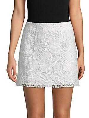 Pandara Lace Skirt by Club Monaco