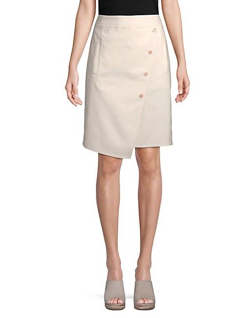 Urban Stretch Wrap Skirt