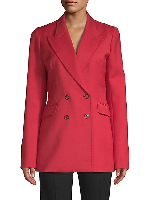 Angela Double-Breasted Jacket