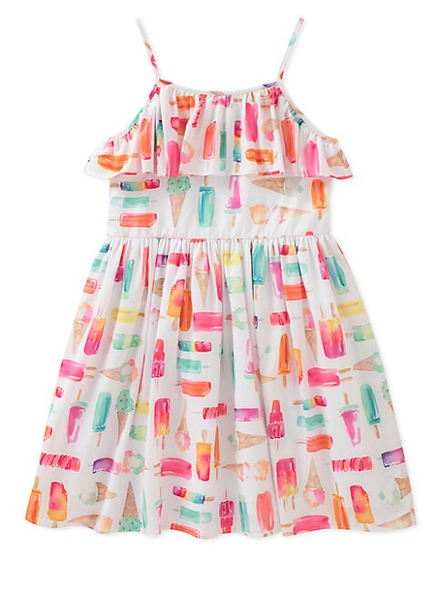 Girl's Ice Pops Dress
