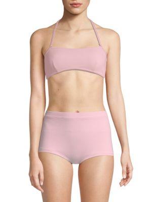 Solid & Striped The Kate Haltered Bikini Top
