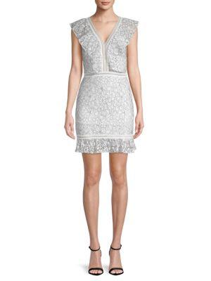 Avantlook Lace Sleeveless Sheath Dress