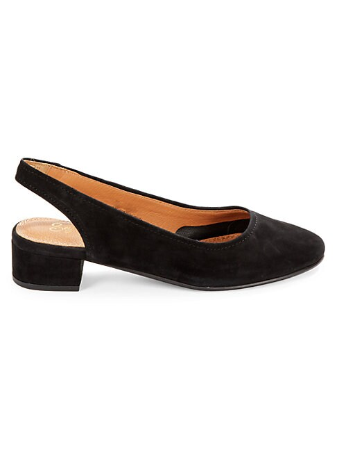 Electric Slingback Heels