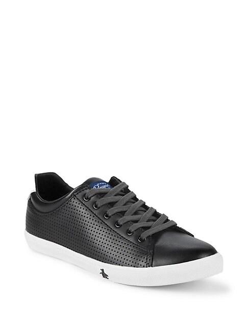 Dan Leather Sneakers