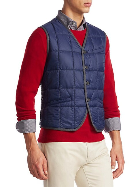 COLLECTION Cedric V-Neck Vest