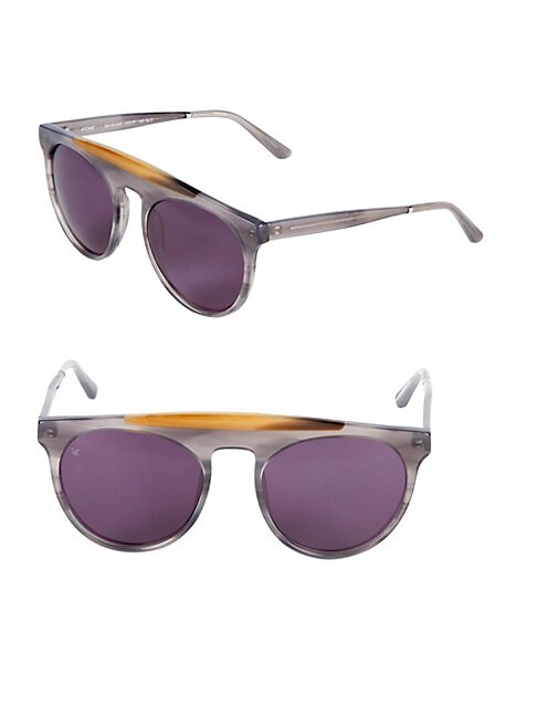 52MM Aviator Sunglasses