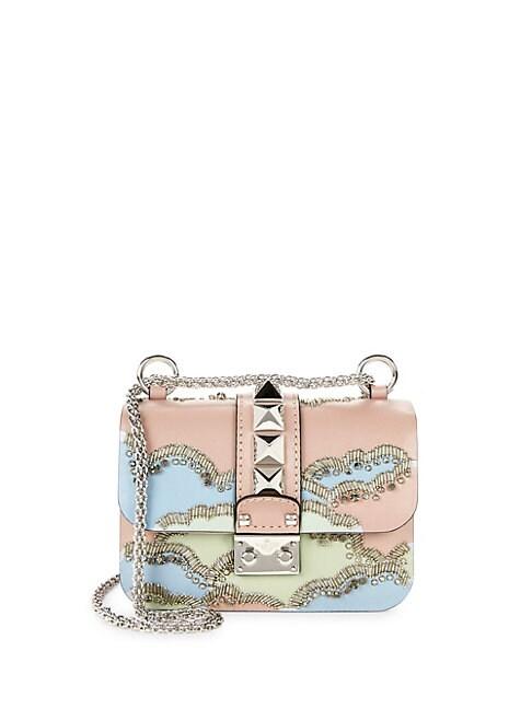 Mini Rockstud Shoulder Bag