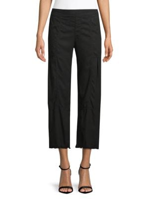 Xcvi Carolina Frayed Pants