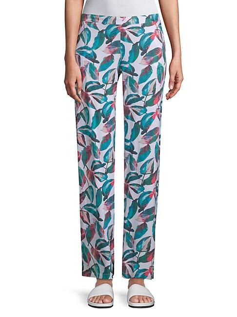 Mila Graphic Pants