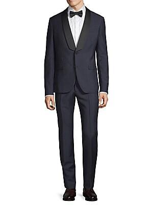 Shawl Lapel Suit