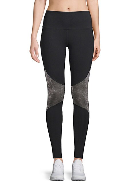 ELECTRIC YOGA | The Panther Leggings | Goxip