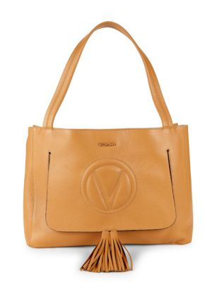 Valentino By Mario Valentino Leathers Olie Cutout Leather Tote