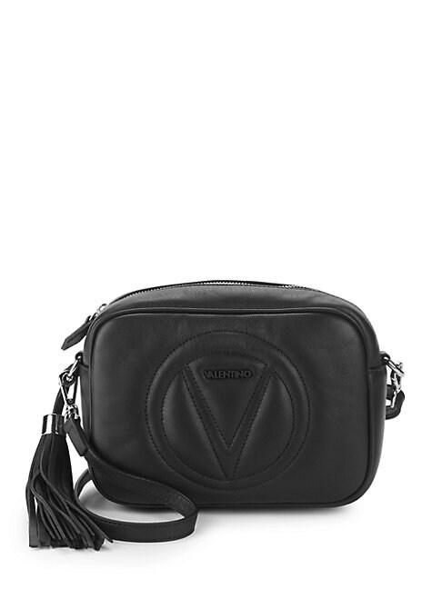 Mia Leather Camera Bag