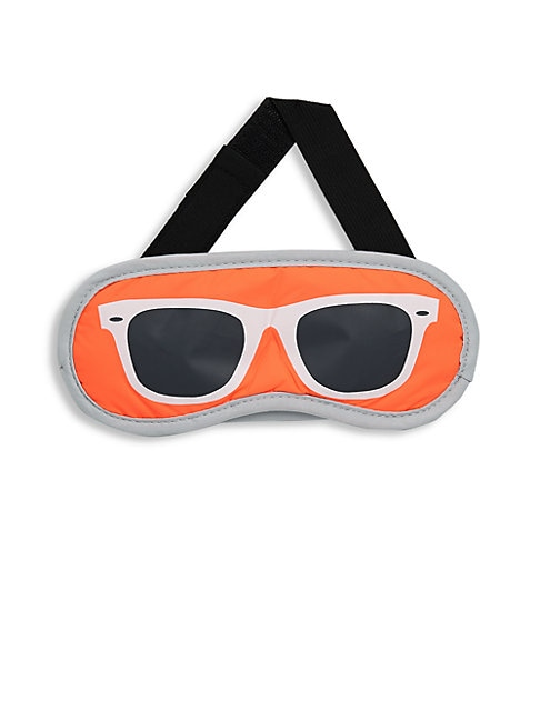 SUNGLASSES-PRINT EYE MASK