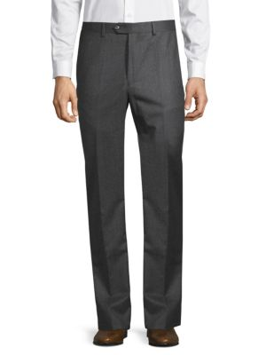 Todd Snyder Solid Wool Trousers