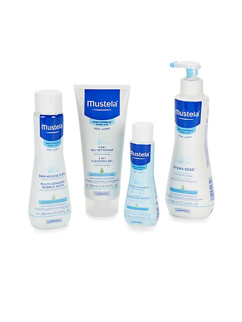 Mustela Bath Time Essentials Set