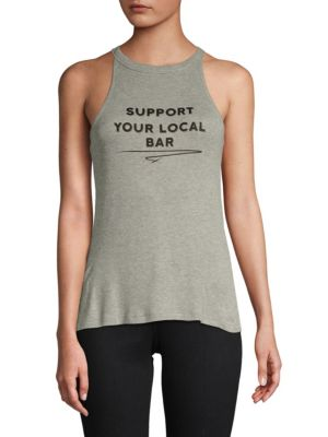 Ppla Sleeveless Graphic Top