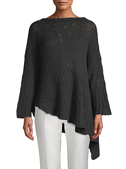 Inhabit Bell-Sleeve Sweater