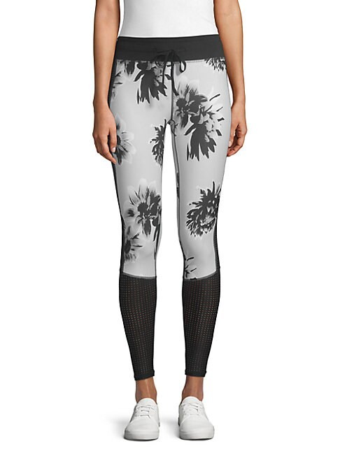BODY LANGUAGE | Phillips Printed Leggings | Goxip