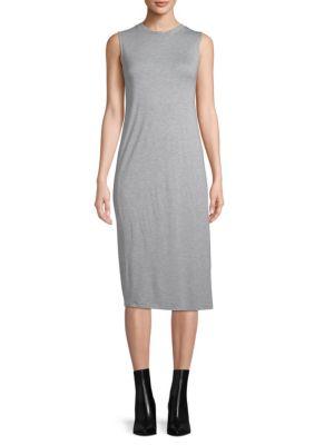 Cheap Monday Keyhole Back Sheath Dress