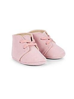 Ralph Lauren Layette Kids Iclyn Light Pink Boot