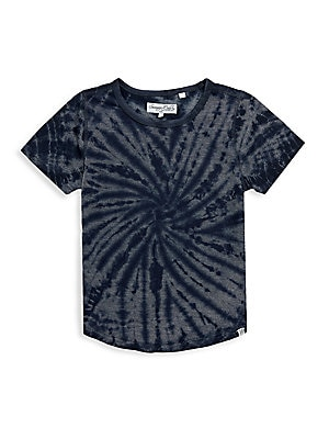 Boys Tourist AbstractPrint Tee