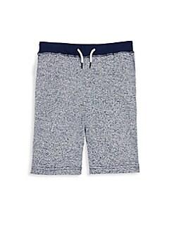 Sovereign Code - Little Boy's Heathered Drawstring Shorts