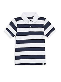 Sovereign Code - Boy's Stripe Polo