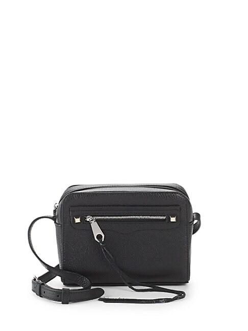 Regan Leather Camera Bag