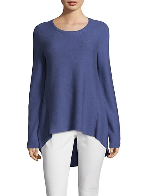 Drape Cotton Sweater