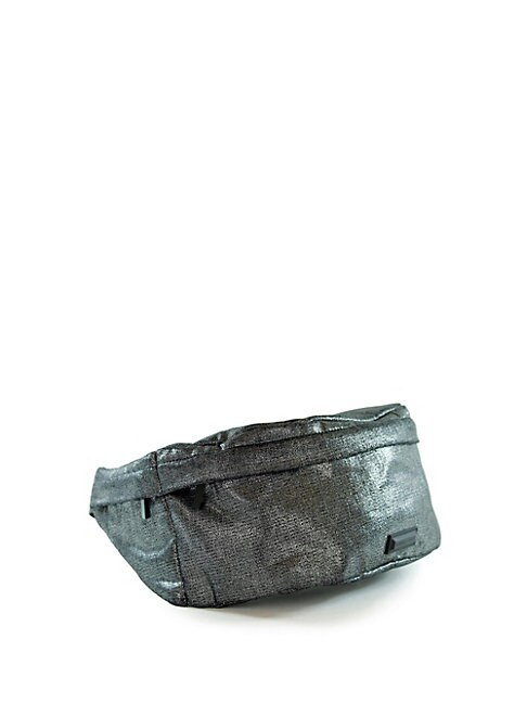 Mona Metallic Belt Bag